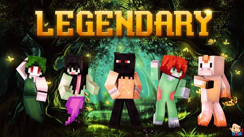 Legendary on the Minecraft Marketplace by Duh