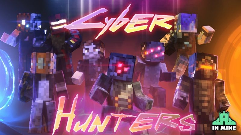 Cyber Hunters on the Minecraft Marketplace by In Mine