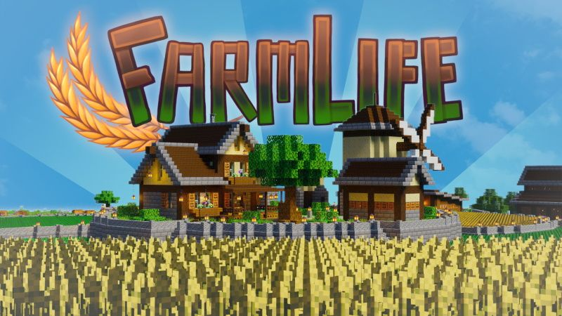 Farm Life on the Minecraft Marketplace by BTWN Creations
