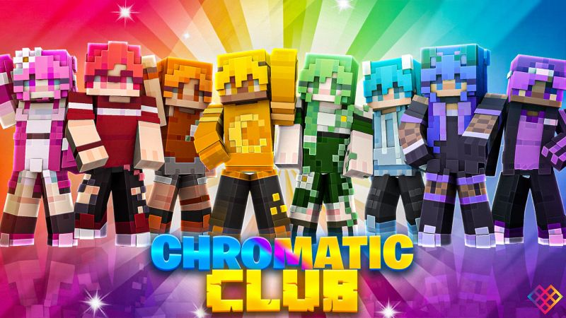 Chromatic Club on the Minecraft Marketplace by Rainbow Theory
