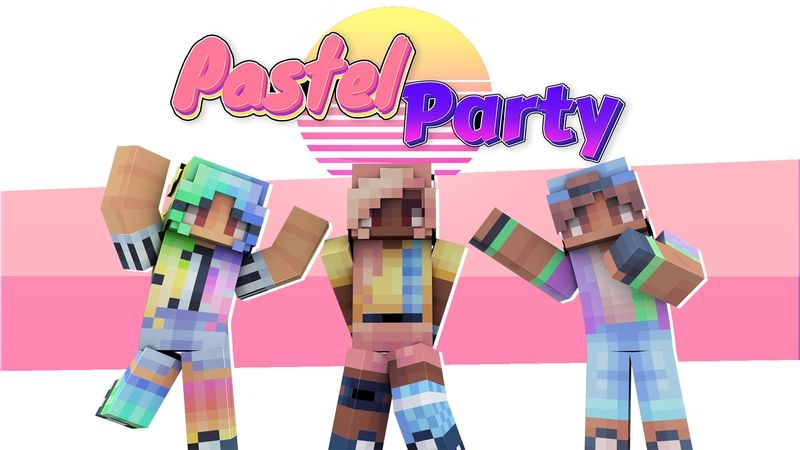 Pastel Party on the Minecraft Marketplace by Snail Studios