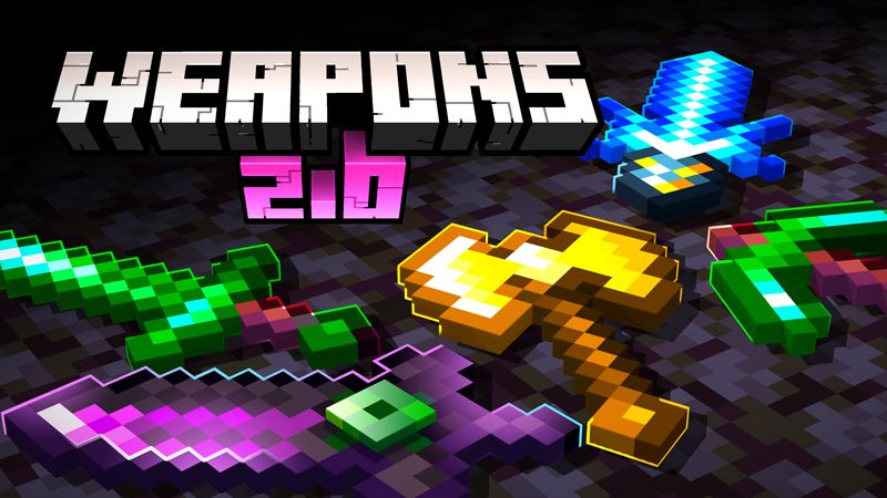 Weapons 20 on the Minecraft Marketplace by SNDBX