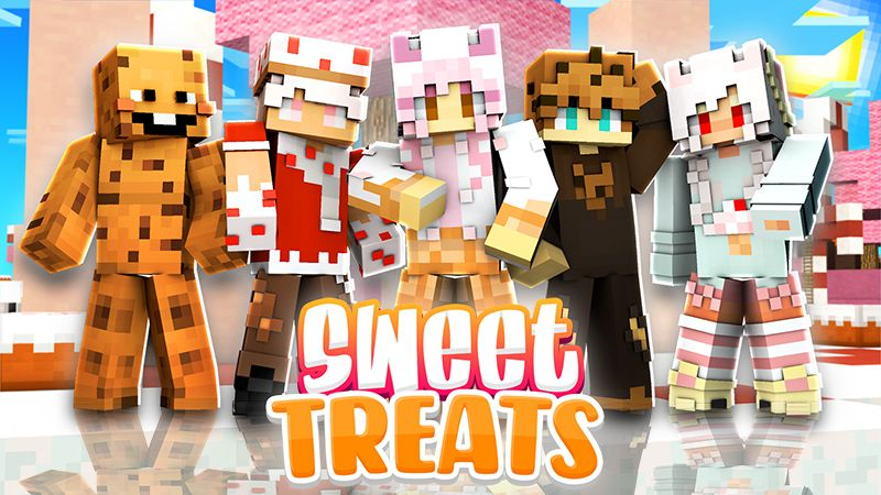 Sweet Treats on the Minecraft Marketplace by Sapphire Studios