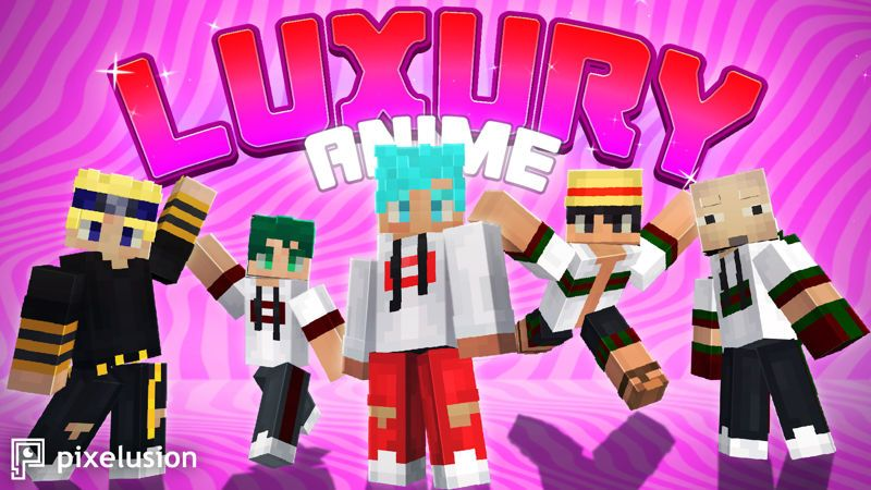 Luxury Anime on the Minecraft Marketplace by Pixelusion