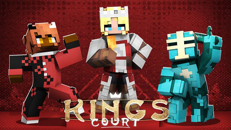 Kings Court on the Minecraft Marketplace by Sapphire Studios