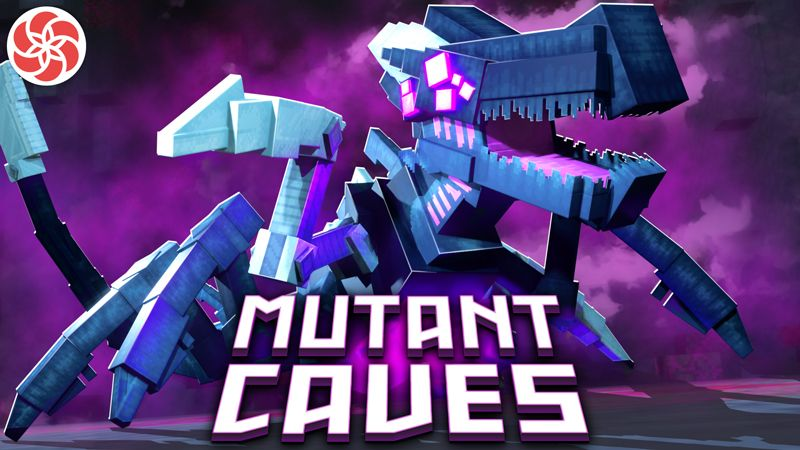 Mutant Caves on the Minecraft Marketplace by Everbloom Games