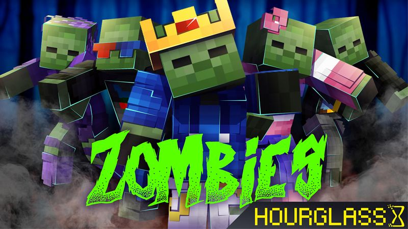 Zombies on the Minecraft Marketplace by Hourglass Studios