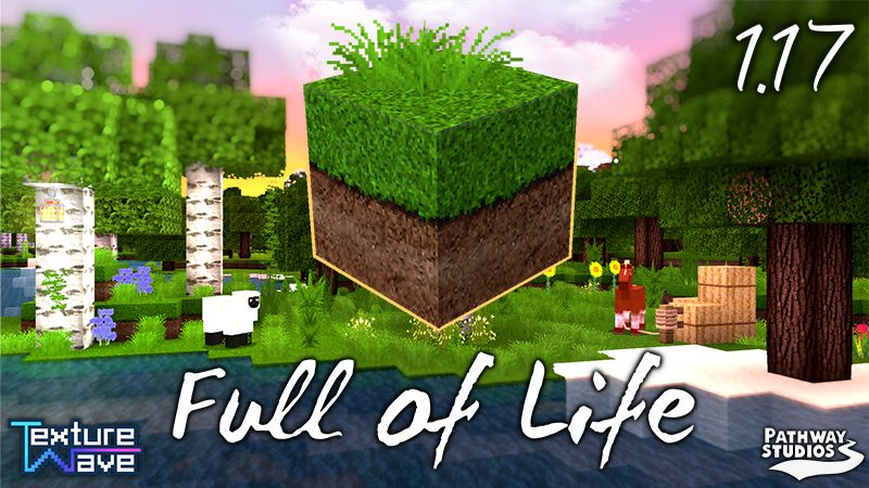 Full of Life on the Minecraft Marketplace by Pathway Studios